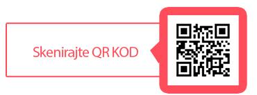 QR kod za online racun